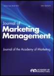 JOURNAL OF MARKETING MANAGEMENT