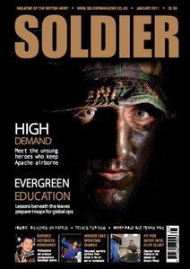 SOLDIER - magazine of the British Army