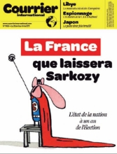 COURRIER INTERNATIONAL FR