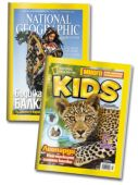 National Geographic + NG Kids