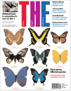 Times Higher Education Supplement