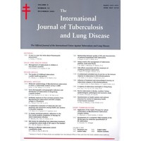 International Journal of Tuberculosis and Lung Disease