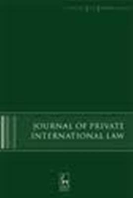 Journal of Private International Law