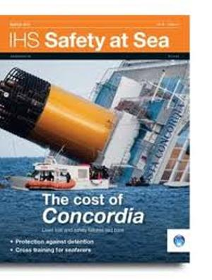 IHS Safety At Sea International Journal