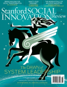 Stanford Social Innovations review