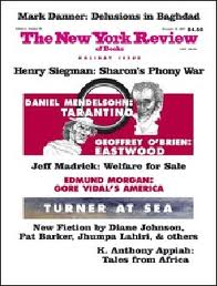 The New York Review of Books - on line