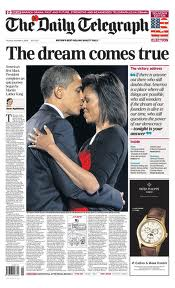 DAILY TELEGRAPH - on line