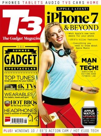 T3 The gadget magazine