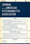 Journal of the American Psychoanalytic Association