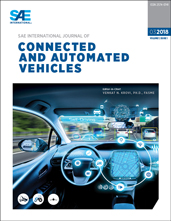 Connected and Automated Vehicles: An SAE International Journal