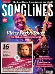 Songlines + CD ROM